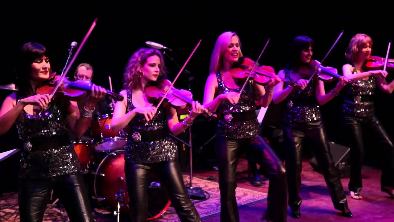 Sirens - Chicago's Best Rock Violin Show