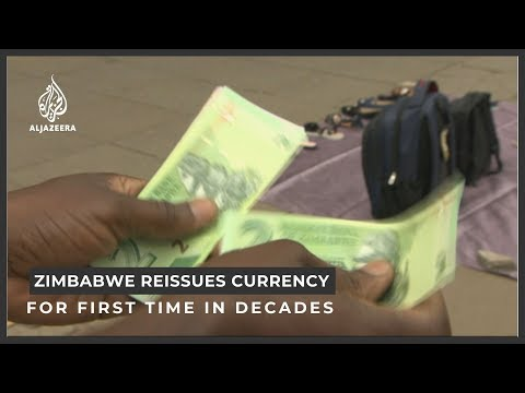 Can The New Zimbabwean Dollar Relieve A Chronic Cash Crunch?