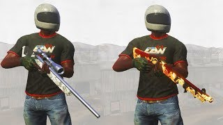 New Weapon Models In H1Z1! New M40 Sniper, Riot Shotgun, M9 and Magnum Models! H1Z1 New Weapons