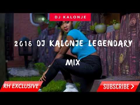 NEW 2018 DJ Kalonje  Legendary Mix, Club Bangers ( rh exclusive)
