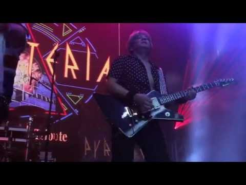 Def Leppard Hit PHOTOGRAPH performed by PYROSTERIA music video by Rocky Road Entertainment