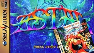 ASTAL Gameplay Sega Saturn 輝水晶伝説アスタル [720p]