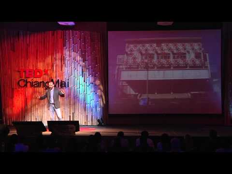The Southeast Asia movie theater project | Philip Jablon | TEDxChiangMai