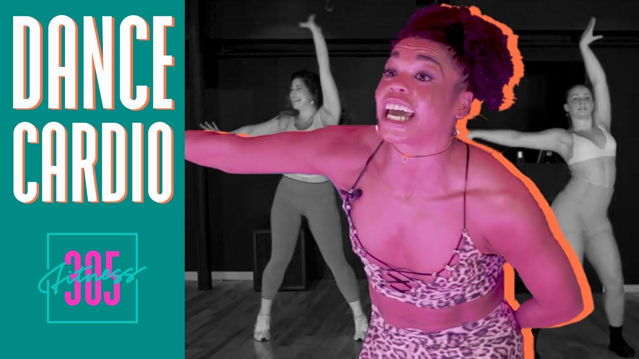 30 Min Dance Cardio Kiki 305 Fitness Youtube