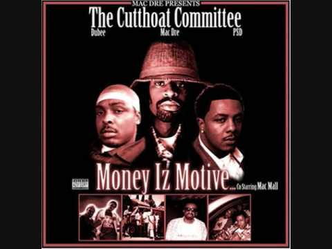 The Cutthoat Committee - I Can't Be on That!