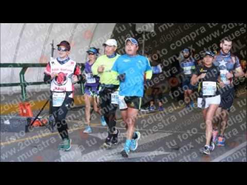 video de las imagenes del maraton monterrey 2017