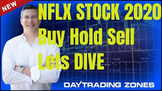 NFLX Stock 2020 NETFLIX Buy Hold Sell ... LETS DIVE DEEP