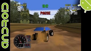 Rally Challenge 2000   NVIDIA SHIELD Android TV   Mupen64Plus FZ Emulator [1080p]   Nintendo 64