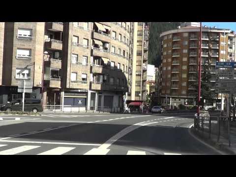 Carretera N-634: Bilbao - San Sebastian