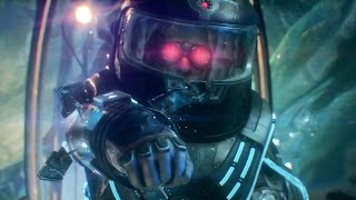 "Batman Arkham Knight Mr. Freeze Most Wanted Mission ""In From the Cold"" Season of Infamy 1080p"