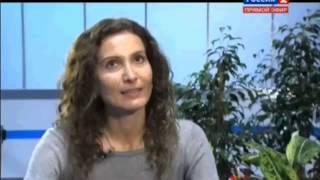 Олимпиада 2014.Интервью Юлии Липницкой Большой спорт 19 01 2014