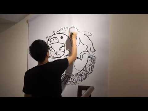 Kenny Wong『海洋.女孩』個展 | Wrong Gallery Taipei