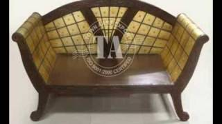 Furniture Wooden Bench Indian Furniture & Handicraft Manufacture And Exporter