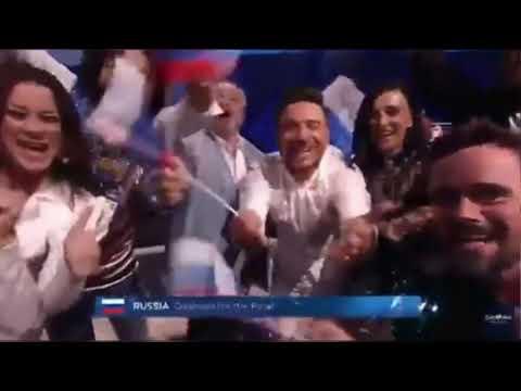 Сергей Лазарев прошел в финал Евровидения. Израиль, 16.05.2019