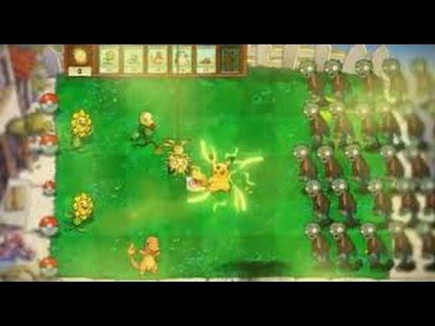 Cách chơi Pokemon vs Zombies màn 5 – 8 !!! Vô cùng dễ !
