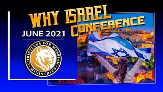 Why Israel? Conference 2021 - Opening Night