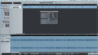 Tempo Matching with StudioOne 1.5.1