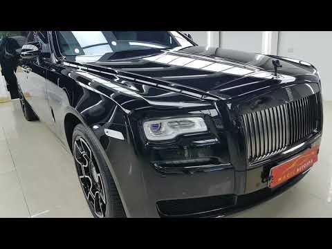 Rolls-Royce Ghost EWB Black Badge độc nhất việt nam cặp kè Ghost Series I tại Hà Nội