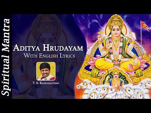 Aditya Hrudayam - Powerful Mantra From Ramayana
