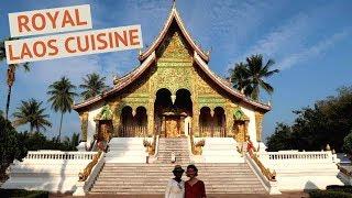 Rosewood Luang Prabang:  Amazing Royal Laos Cuisine