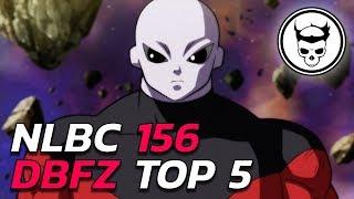 DBFZ Tournament - Top 5 Finals - NLBC 156 (TIMESTAMPS)