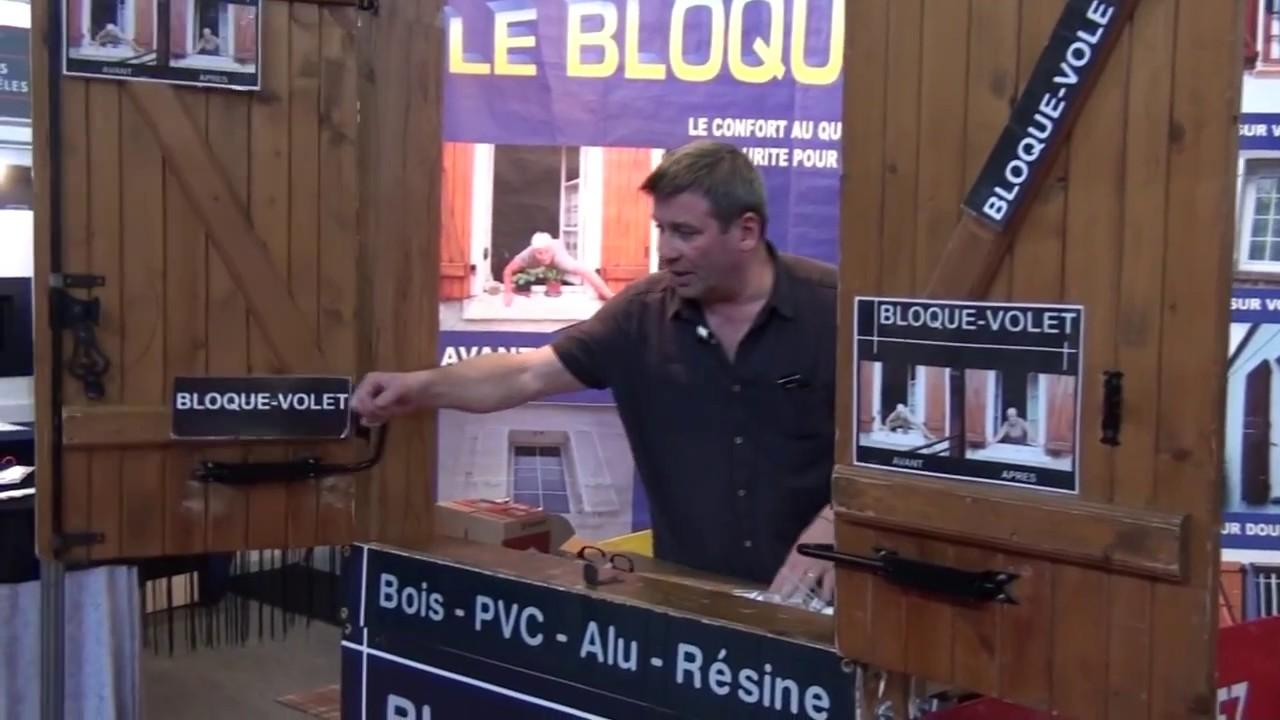 Demo Bloque Volet Youtube