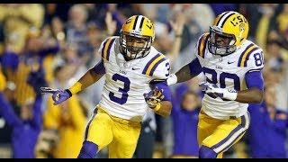Odell Beckham Jr. And Jarvis Landry Career Highlights ||