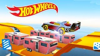 Hot Wheels: Race Off - Daily Race Off And Supercharge Challenge #137 | Android Gameplay| Droidnation