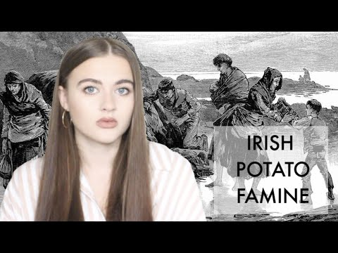 THE IRISH POTATO FAMINE | A HISTORY SERIES | Ad