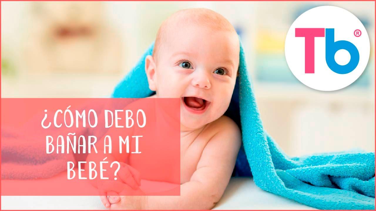 C mo ba ar a mi beb reci n nacido tips y cuidados para - El baul de tu bebe ...