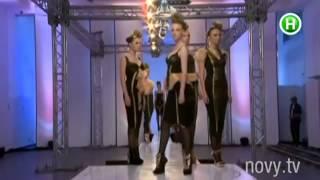 Участницы шоу «Супермодель по-украински» дебютировали на UFW - Шоумания - 20.10.2014