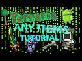 Terraria Android - Let`s Cheat (ADD / REPLACE / HACK NEW ITEMS)
