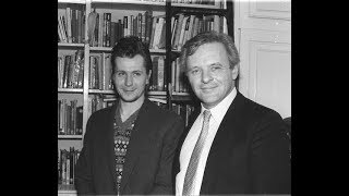Anthony Hopkins talks about Gary Oldman