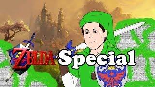 Das große Zelda Special - 5 Top Listen, alle Spiele und viel Liebe