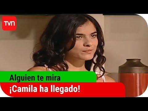 ¡Camila ha llegado! | Alguien te mira - T1E3