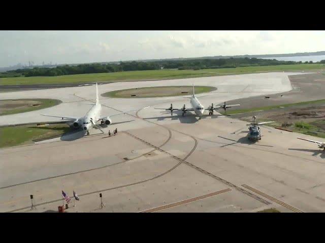 Runway reopens at NAS JAX