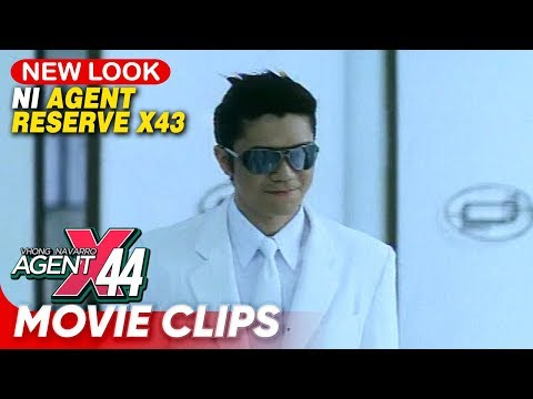 Ang 'Chickboy' Transformation ni Agent X44!   'Agent X44'   Movie Clips