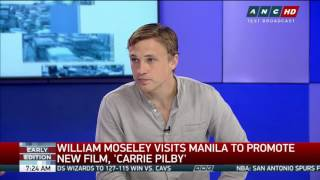 William Moseley talks about 'A Little Mermaid' movie