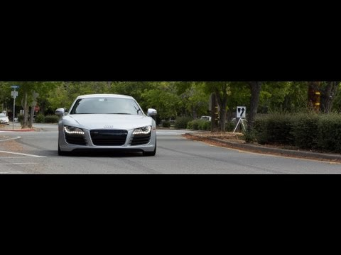 Audi Club, Golden Gate Chapter - Marin Drive