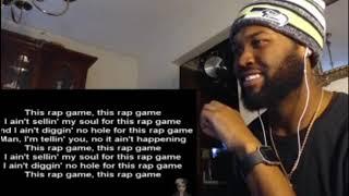 D12 - Rap Game Ft. Eminem & 50 Cent - REACTION