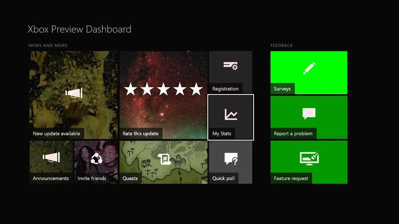 how to change xbox dashboard