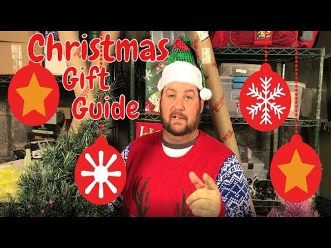 Holiday Sale Gear Guide 2017