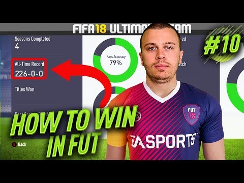 FIFA 18 HOW TO WIN EVERY GAME IN ULTIMATE TEAM! ROAD TO DIVISION 1 #10 THE UNBEATEN RUN