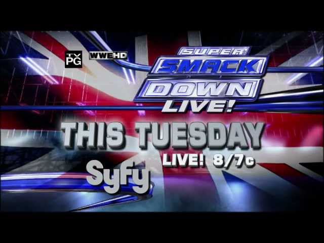 WWE SmackDown Should Go Live on Friday Nights on the USA Network
