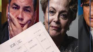 LISTADO DE CORRUPTOS DEL SIGLO XXI | SOCIALISMO | EXCLUSIVA AGÁRRATE | FACTORES DE PODER