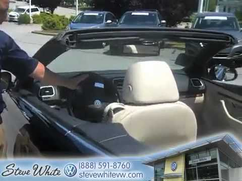 Certified VW EOS - Greenville Spartanburg Anderson SC