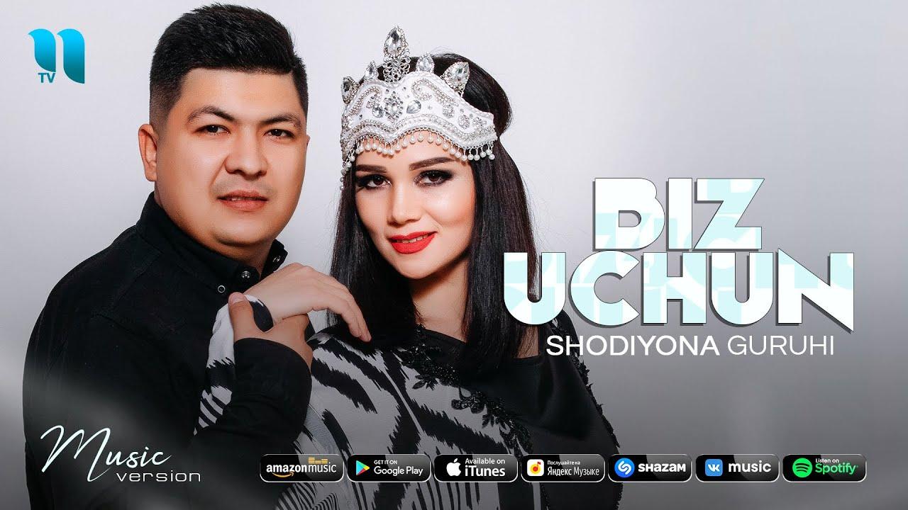 Shodiyona guruhi - Biz uchun (audio 2021)