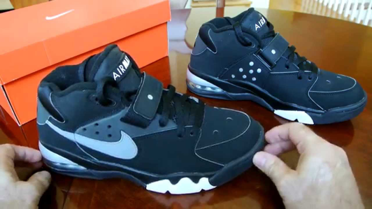 new product 120bd 91343 Nike Air Force Max - Throwback Thursday Ep 18
