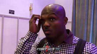 TIM BRADLEY SHARES STORY ON IMPORTANCE OF BODY PUNCHING; TALKS NOT REMEMBERING ROUNDS IN FIGHTS