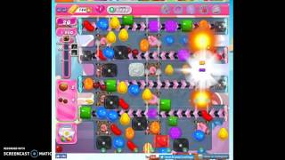 Candy Crush Level 1528 help w/audio tips, hints, tricks